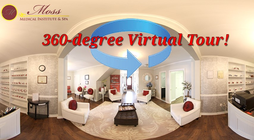 Moss Medical Institute and Spa ColumbiaPics Google 360 business view