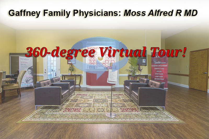 Moss Medical Institute and Spa Gaffney Familt Physicians ColumbiaPics Google 360 photo business view