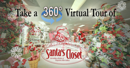Santa's Closet